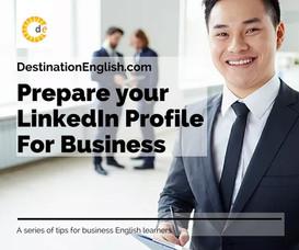 LinkedIn Profile for Business
