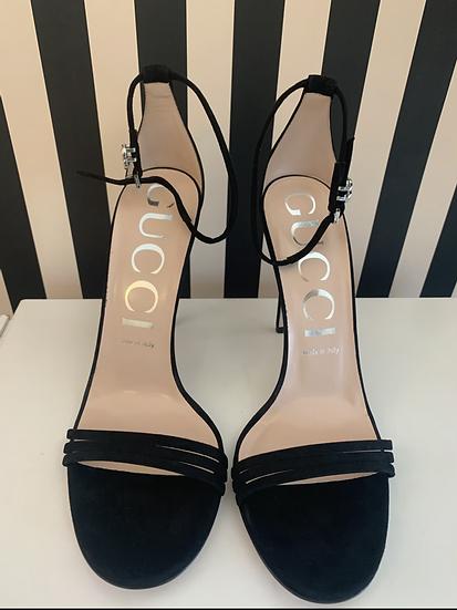 Gucci sandalo nero