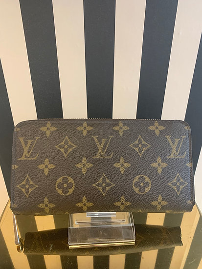 Louis Vuitton portafoglio Zippy
