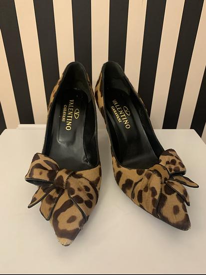 Valentino scarpa animalier