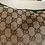 Thumbnail: Gucci borsa Canvas medium web Bamboo ring hobo