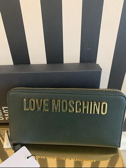 MOSCHINO love portafoglio