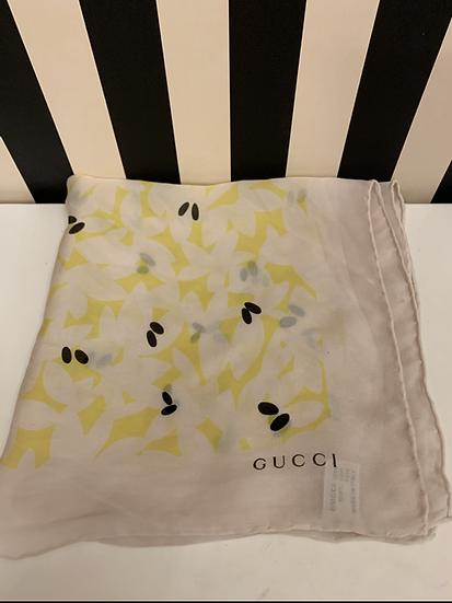 Gucci foulard da collo