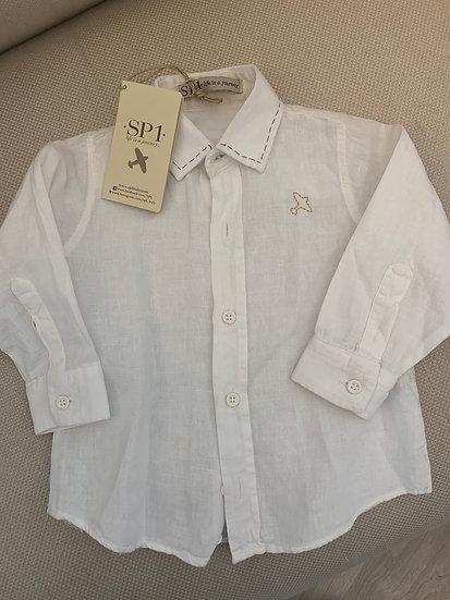 Camicia lino SP1 bimbo