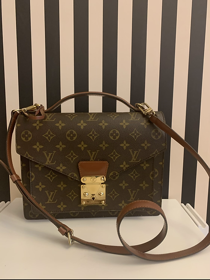 Louis Vuitton Monceau vintage