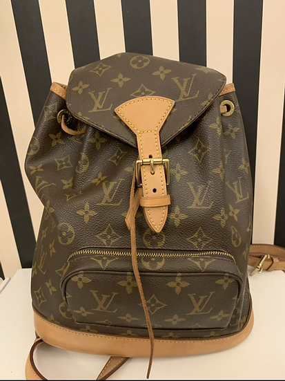 Louis Vuitton zaino mini Montsouris