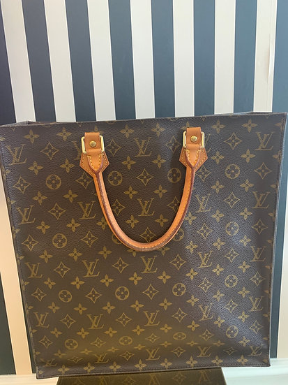 Louis Vuitton Sac Plat borsa