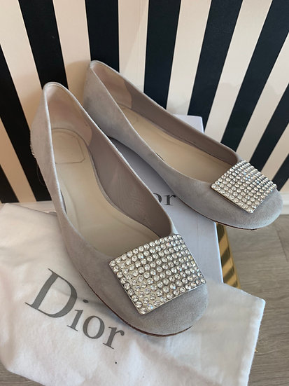 Christian Dior ballerine Limited Edition