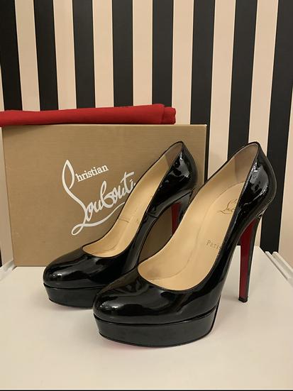 Christian Laboutin scarpe pump plateau