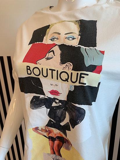 Moschino t-shirt maxi