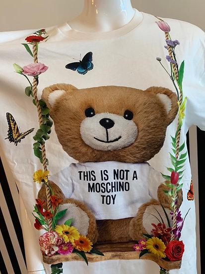 Moschino t-shirt oversize