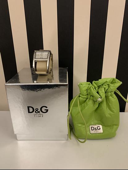 D&G orologio