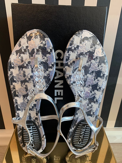 Chanel sandali infradito