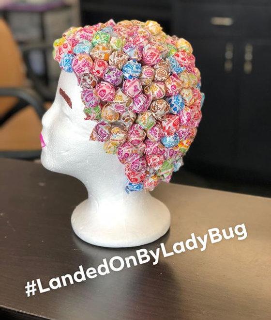 Dum-Dum Afro. Created by #mylovely #Lady