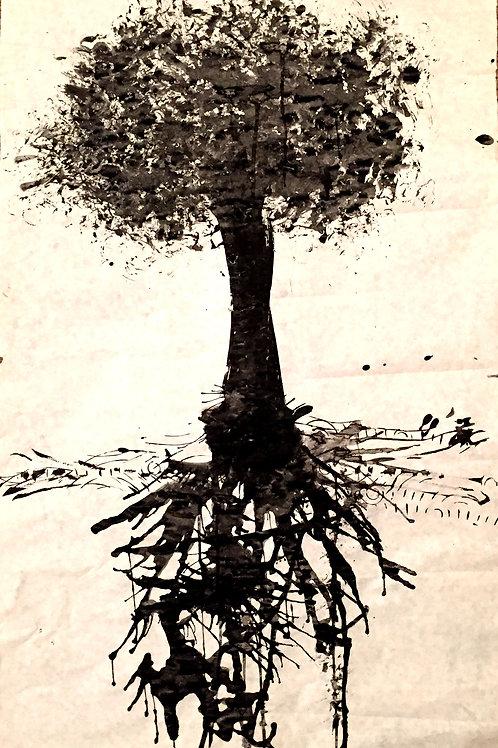 """Ink Tree"""