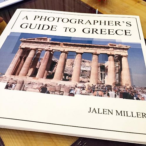 A Photographer's Guide to Greece