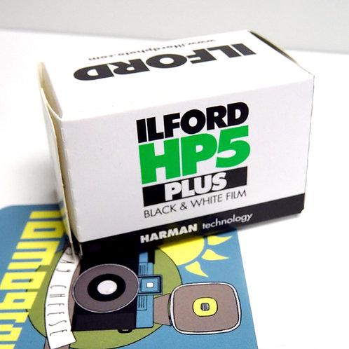 Ilford Hp5 plus 24p