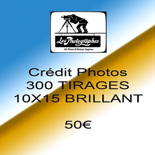 Credit Photo 10x15 50€