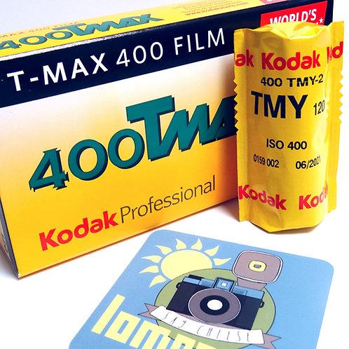 Kodak Tmx 400 120