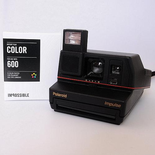 Polaroid Impulse + 1 film -----Occasion reconditionné