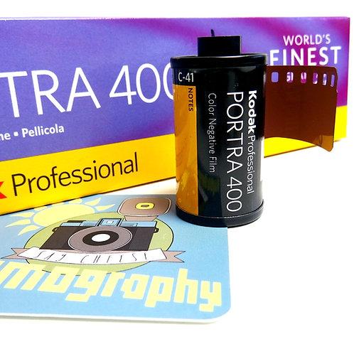 Kodak Portra 400 36p