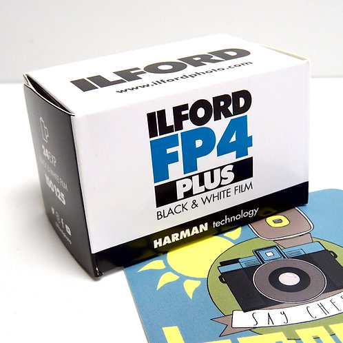 Ilford FP4 36p + dev +scan