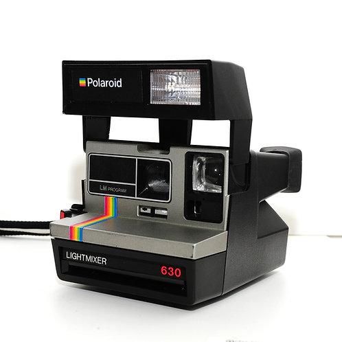 Polaroid Lightmixer 630 + 1 film 600  Occasion reconditionné