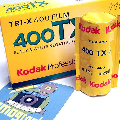 Kodak TX 400 120