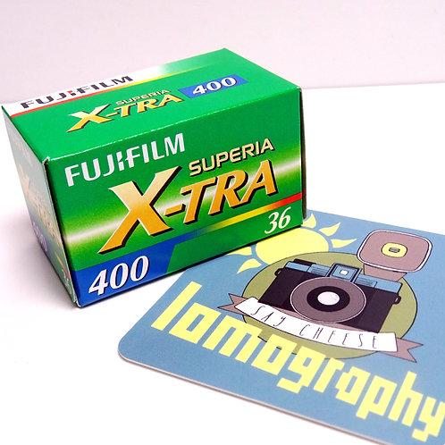 Fujifilm Xtra 400 36p