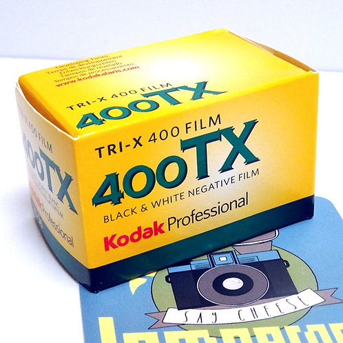 Kodak TX 400 36p
