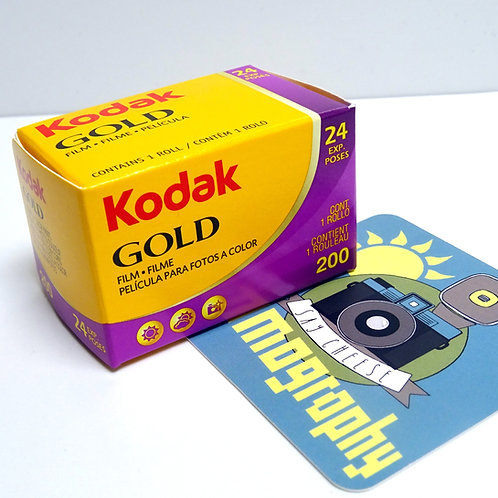 Kodak Gold 200 24p