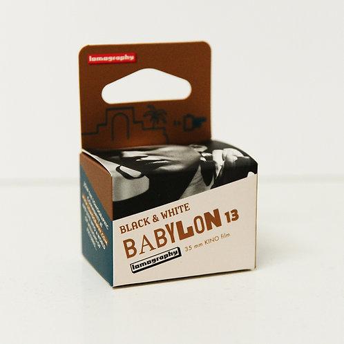 BABYLON 13  FILM 35mm KINO LOMOGRAPHY 36P+ developpmt + scan compris