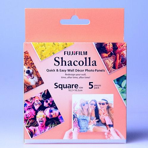 FUJI Shacolla Cadres autocollant square