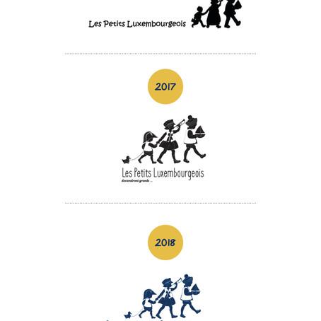 Logo : notre évolution !