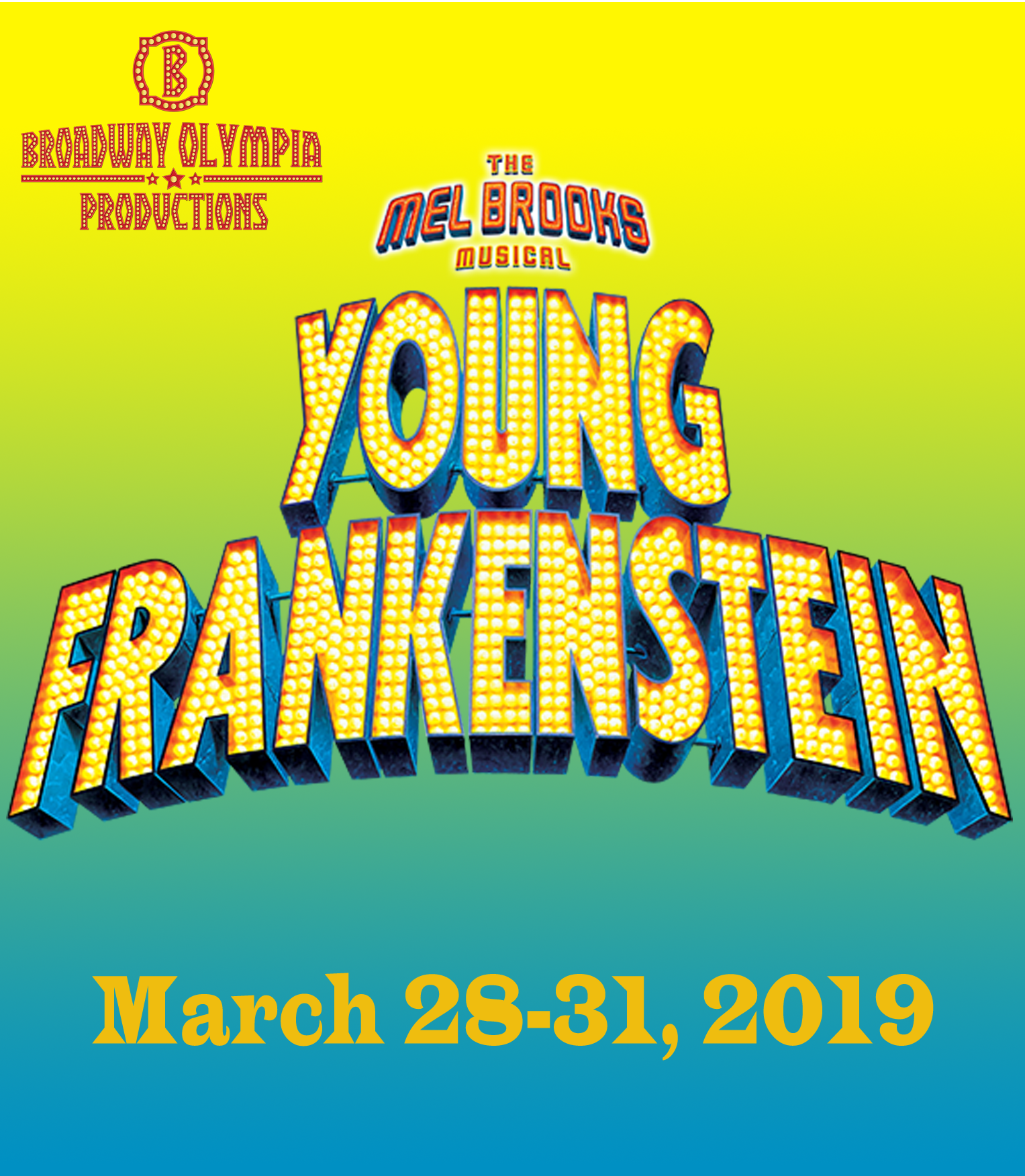 Young Frankenstein Block