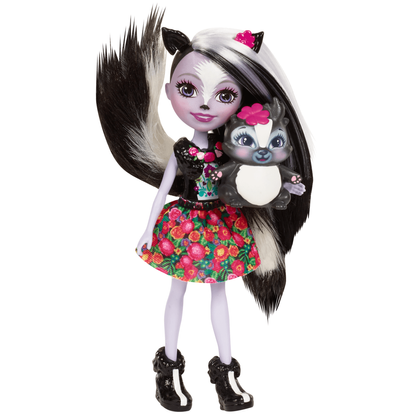 Enchantimals Sage Skunk Doll