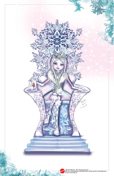 Ever After High Epic Winter
