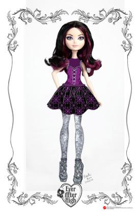Raven Queen Dolls