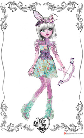 Ever After High Ashlynn Bunny Club Doll