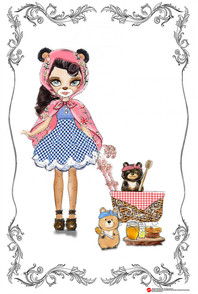 Paws for a Picnic Doll Set