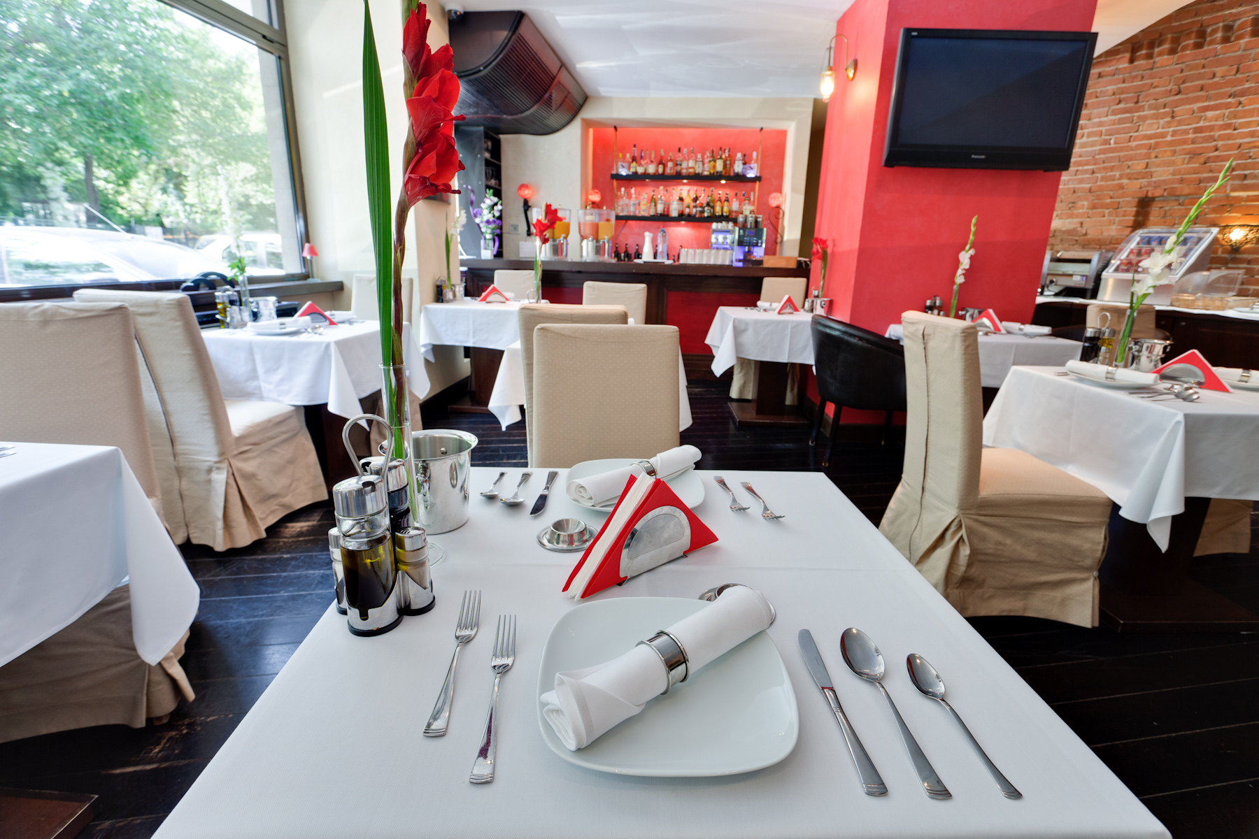 Hotel Moxa Restaurant Breakfast