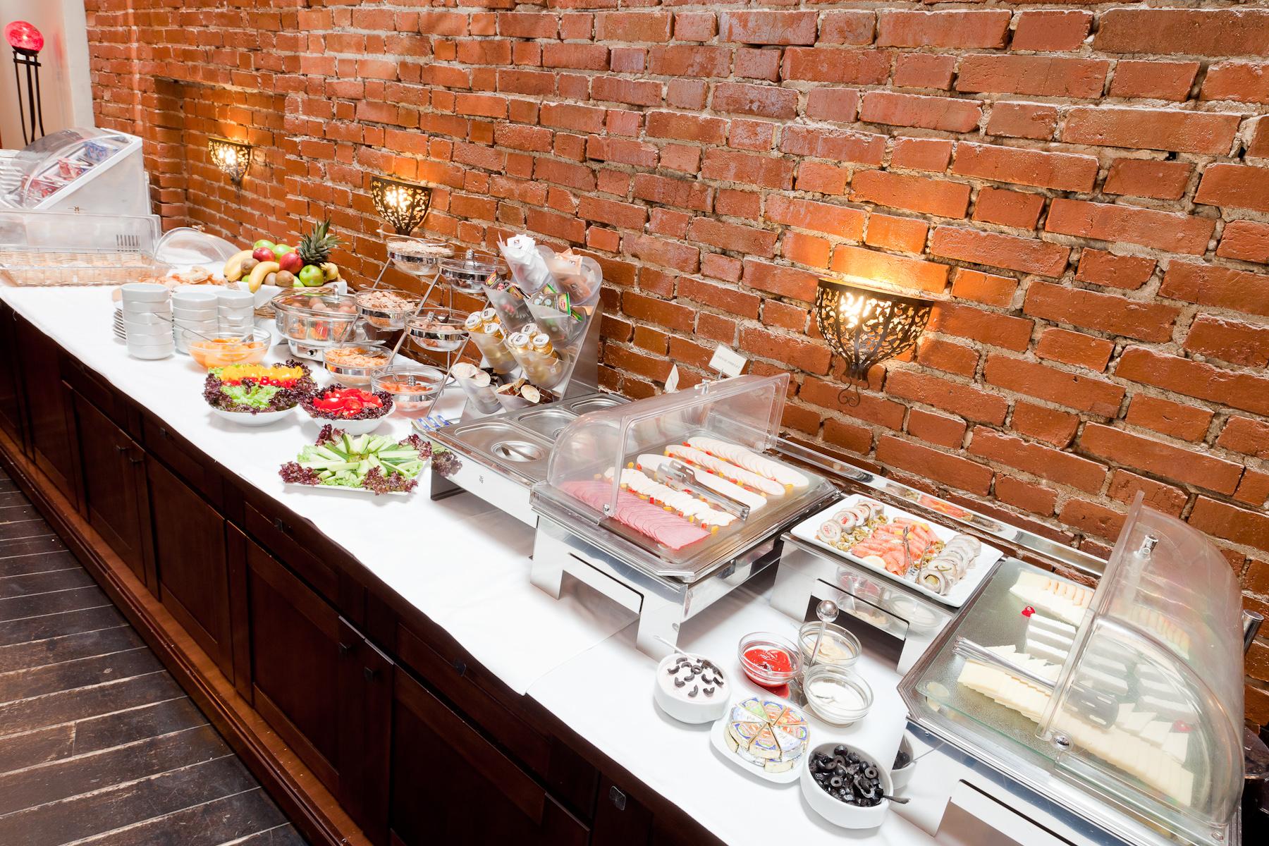 Hotel Moxa Breakfast