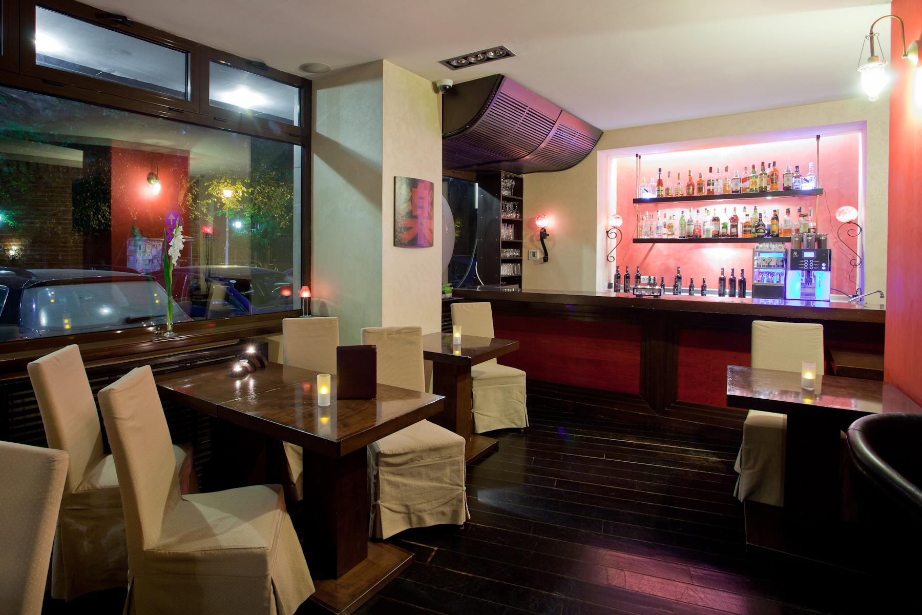 Hotel Moxa Restaurant & Bar