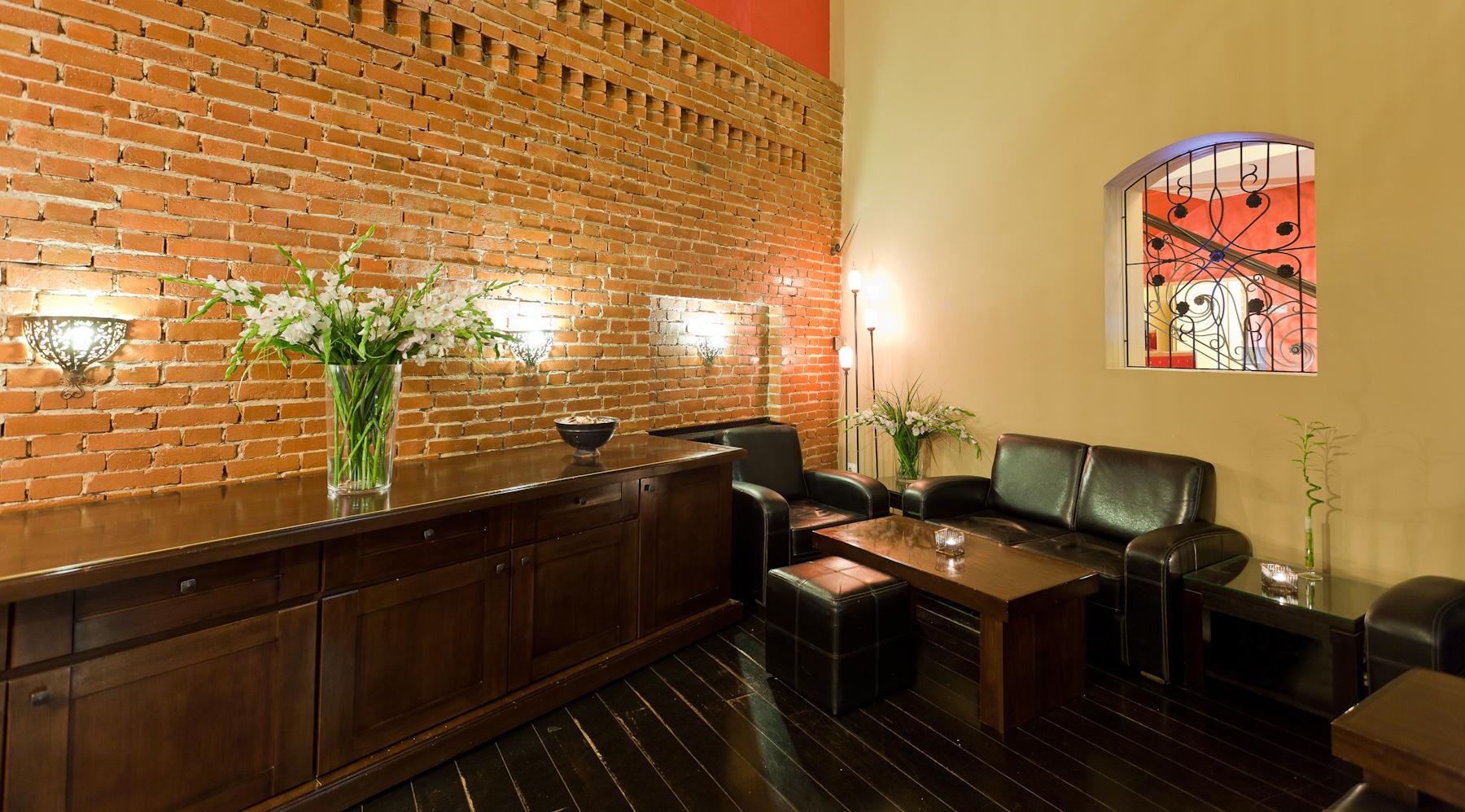 Hotel Moxa Restaurant & Lounge