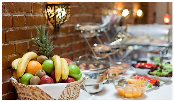Swedish Breakfast Buffet