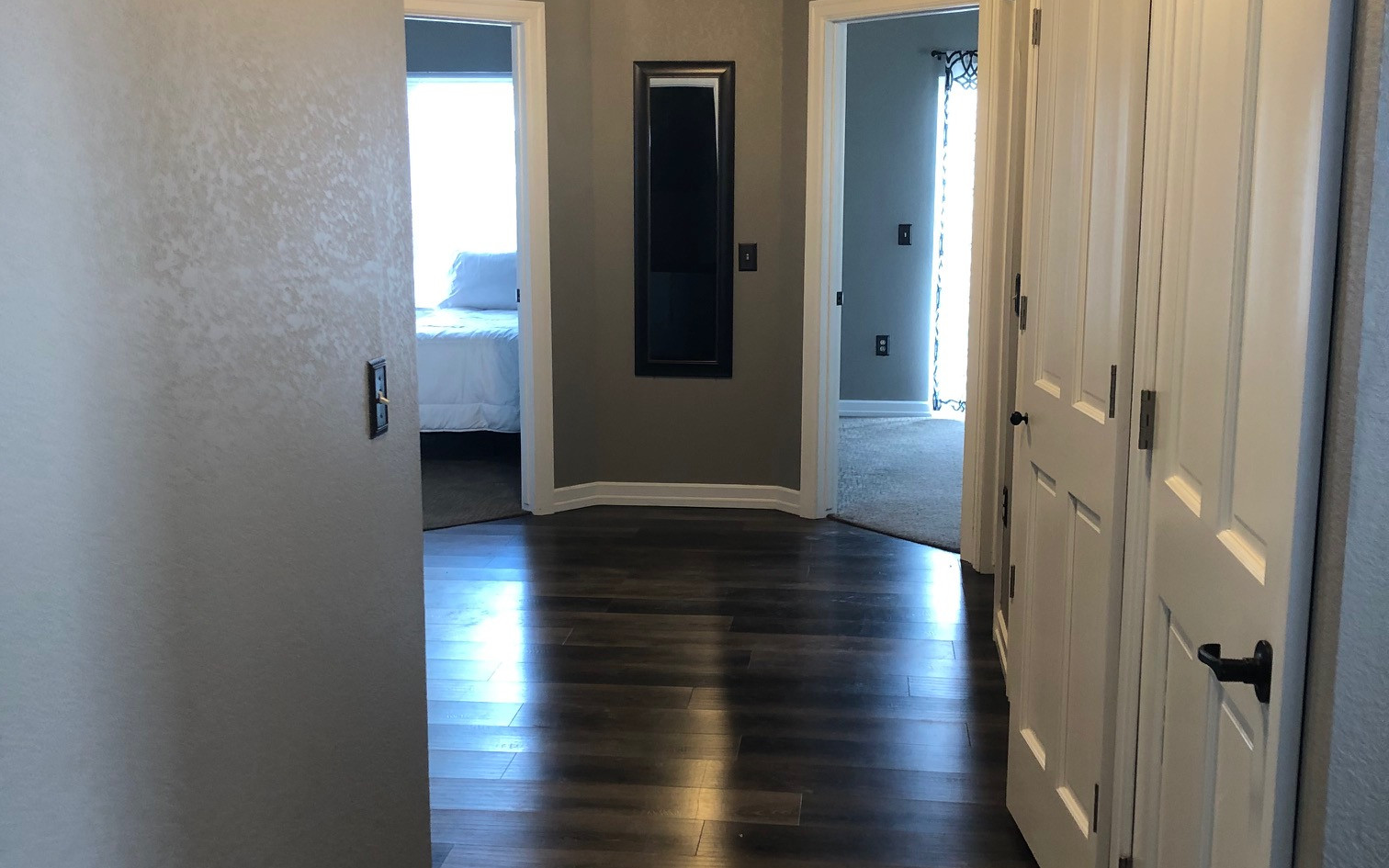 Downstairs Entry Hallway