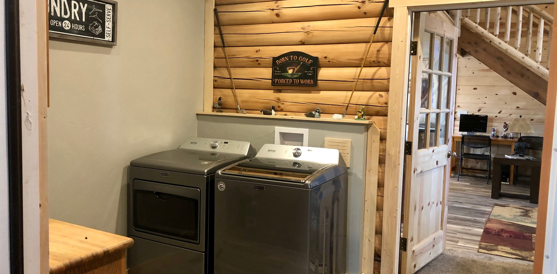 Laundry Pantry Room