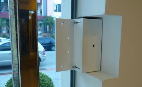 Fechadura eletroimã: segurança e características