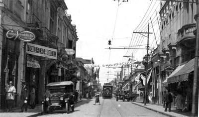 Rua General Câmara - Centro de Santos