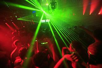 Celebrations DJ Service Dance Effect Lighting